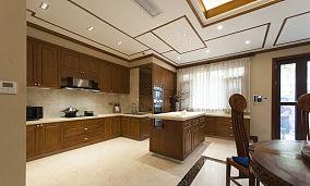 中式复古厨房