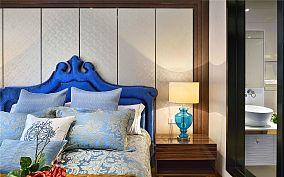 地中海卧室风格装修图片