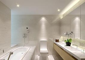 简约现代风格浴室