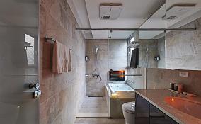 美式风格卫生间设计
