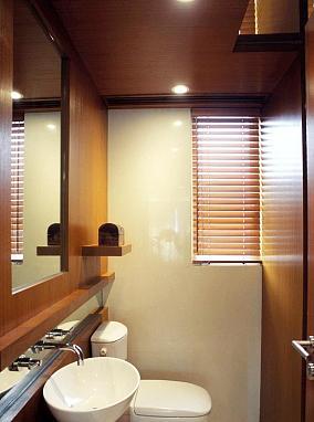 小卫生间装潢设计效果图