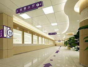 医院大厅装饰