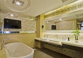 大浴室效果图