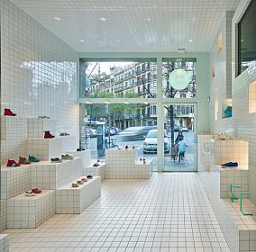 儿童鞋店装修效果图片