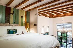 复古风别致时代卧室设计图