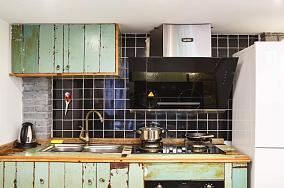 复古风别致时代厨房设计图