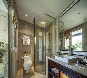 酒店卫生间淋浴隔断