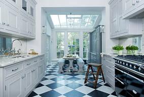 厨房玻璃吊顶效果图