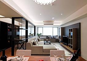 客厅方形灯