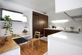 创意北欧风格厨房设计图片
