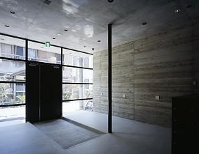 办公大楼大门设计