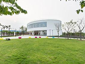 办公楼广场景观设计
