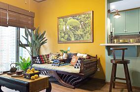 东南亚异域风情客厅设计图片