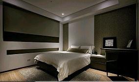 新中式格调卧室设计图片