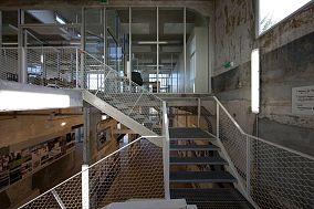 厂房楼梯扶手设计