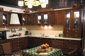 厨房歺厅图片
