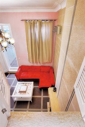 北欧组合沙发装修