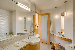 家里卫生间装修效果图