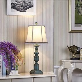卧室欧式台灯