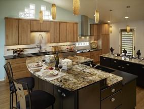 整体厨房设计风格