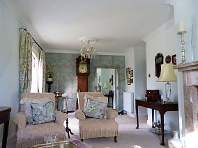 客厅窗帘样式