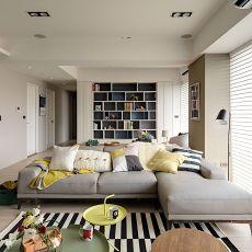客厅地毯铺设