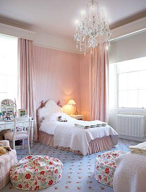 女生卧室温馨
