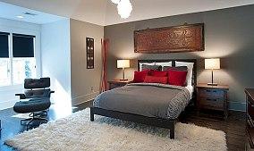 卧室装饰颜色搭配