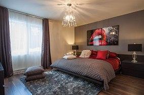 卧室地毯选择