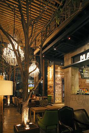 西餐咖啡厅图片