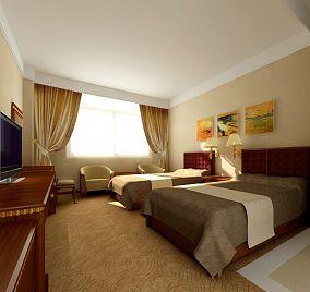 宾馆房间设施