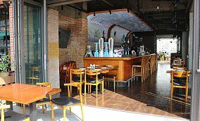 露天咖啡厅设计