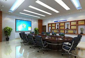 会议室设计平面图