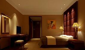 宾馆房间装修