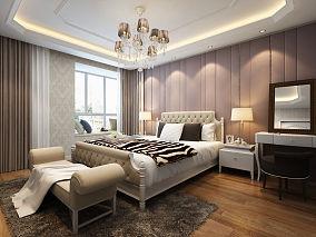卧室床头背景墙装饰