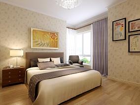 卧室壁纸装修效果