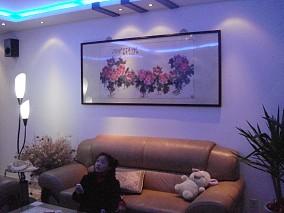 中海塞那丽舍客厅6图现代简约设计图片赏析