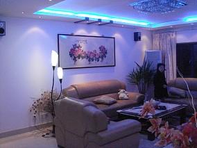 中海塞那丽舍客厅7图现代简约设计图片赏析