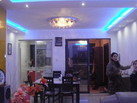 中海塞那丽舍客厅2图