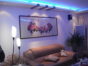 中海塞那丽舍客厅3图现代简约设计图片赏析