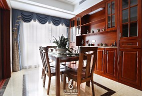 百大康桥夏老师新中式厨房中式现代设计图片赏析
