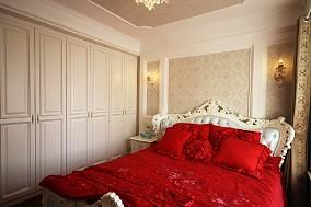 旭日上城140平设计案例卧室1图欧式豪华设计图片赏析