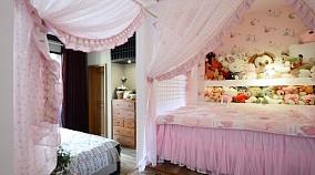 青竹园丁总家卧室中式现代设计图片赏析