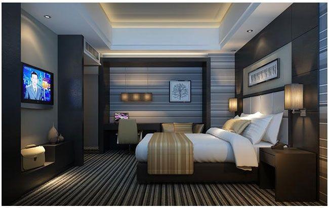 广州石油酒店装修设计
