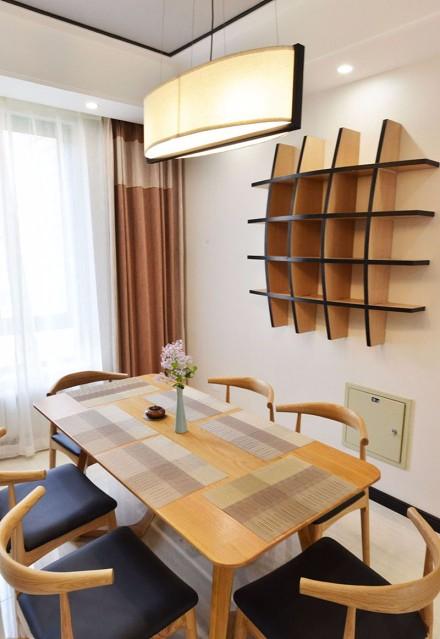 中式传统,告别传统印象125㎡中式传统厨房