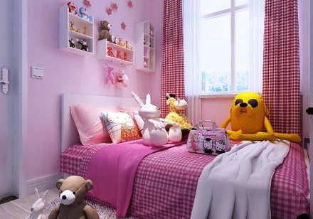 水榭中央领地卧室
