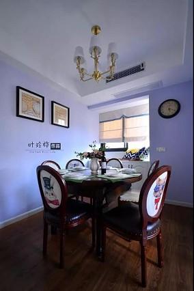 这样的配色让冬天不再寒冷!厨房美式经典设计图片赏析