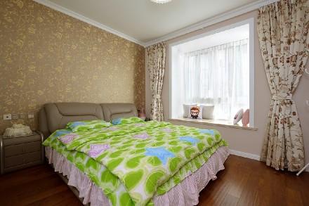 蓝色多瑙河|摇身一变欧式古典风卧室2图