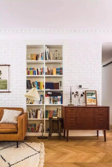 北欧风格装修案例客厅