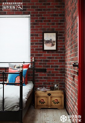 90㎡简约风,属于我的家庭梦工厂卧室现代简约设计图片赏析